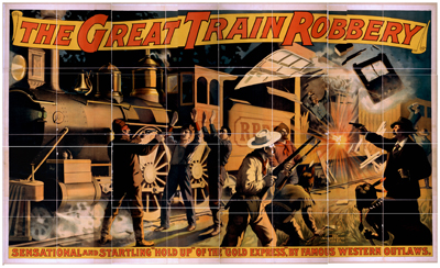 Scott Marble, Great Train Robbery