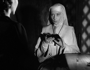 Black Narcissus film frame