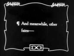 "intertitle, ""And meanwhile, other fates—"""